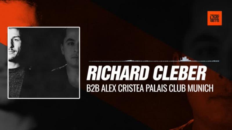 @RichardCleber B2B Alex Cristea - Club Munich 04-11 2017 Music Periscope Techno