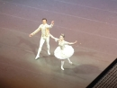 Ксения Жиганшина и Руслан Скворцов Па де де из балета Спящая красавица!