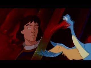 Принцесса Лебедь 3 поиск- ОРТ СТС или Первый канал)- отрывок
