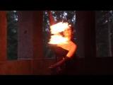 Katra-Fire poi