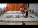 танец группы Радуга Летка Енька на конкурс