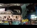 Замена ДВС на Toyota Highlander в Автосервисе в Калуге Autolux Lounge