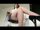PANTYHOSE EXTASY #120 [колготки чулки в чулках колготках фетиш БДСМ ножки fetish legs seamless sex BDSM shemale sissy MILF 2017]