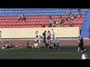 Сидельникова 100 метров с барьерами 13 9