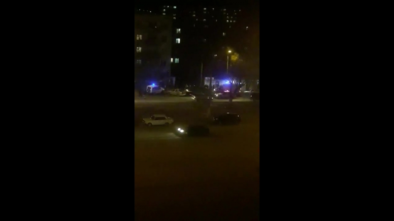 Видео с места смертельной перестрелки в Волгограде 18 01 18