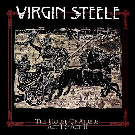 Virgin Steele альбом The House Of Atreus Act 1 & 2