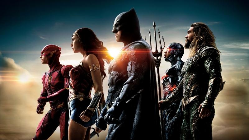 Лига справедливости (2017) — Justice League