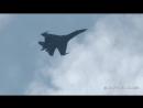 Высший пилотаж Су 35С на МАКС 2015 1080p 60fps Очередное издевательство над законами физики теперь и с 60FPS
