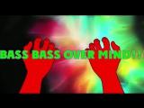 Denis Phenomen - Bass Bass Over Mind (premiere video)