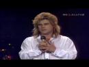 Алексей Глызин Любовь беда Хит парад Останкино 1992 года