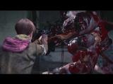 Resident Evil REVELATIONS 2 - Claire Redfield and Moira Burton vs Neil Fisher | Uroboros mutation