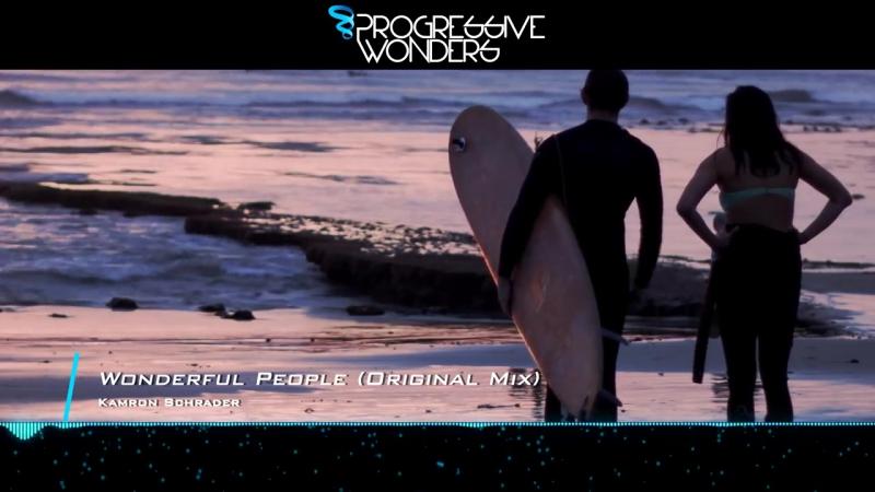 Kamron Schrader Wonderful People Original Mix Music Video Emergent Shores