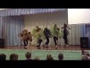 Танец нечистой силы из спектакля Морозко, 2017г.