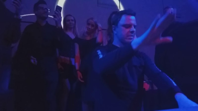 Markus Schulz plays Pryda- Stay with me (Live at Moscow 2018)
