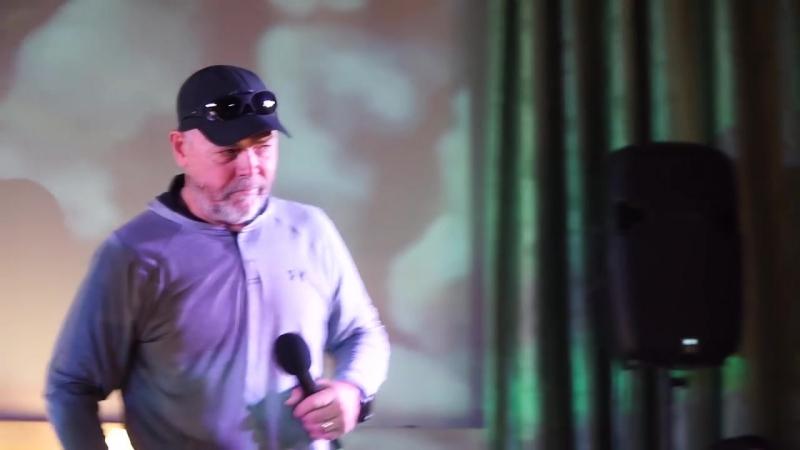 Как воскрешать мёртвых. Давид Хоган 4-й день. Декабрь 2017 Владивосток