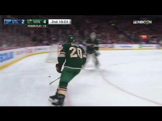 St. Louis Blues vs Minnesota Wild February 27, 2018 HIGHLIGHTS HD