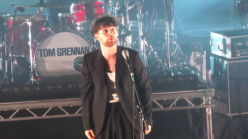 Tom Grennan - Lighting Matches @ Shepherd's Bush Empire 20/03/2018