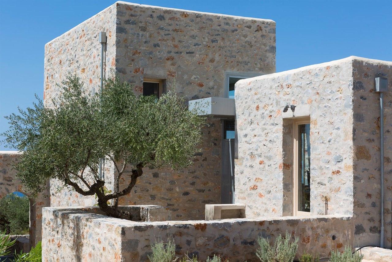 Частный дом в Греции