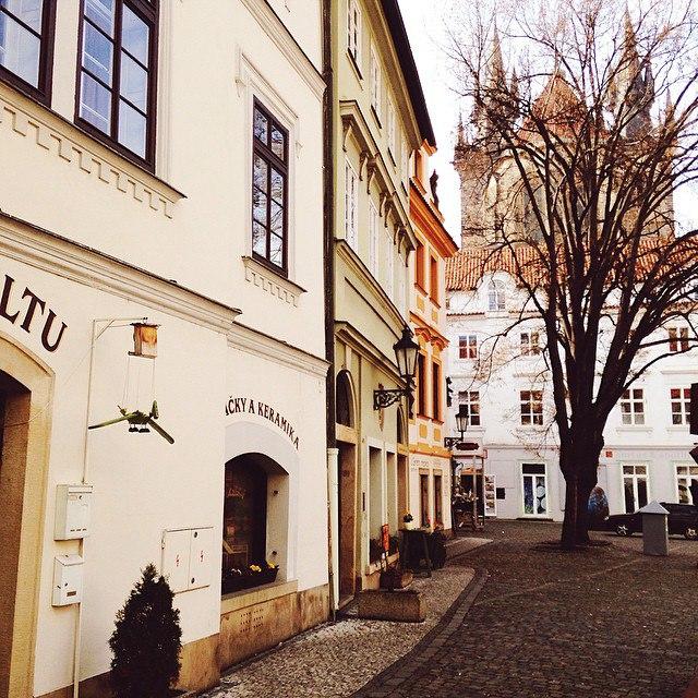 Петербург: горящий тур в Прагу на 4 ночи с завтраками всего за 6300 рублей с человека