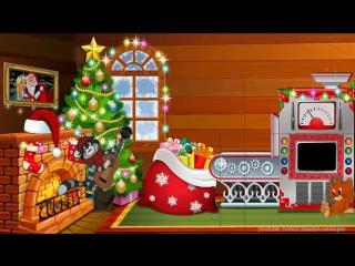 ZOOBE зайка С Новым Годом ! шуточное поздравление - Популярное видео для телефона.mp4