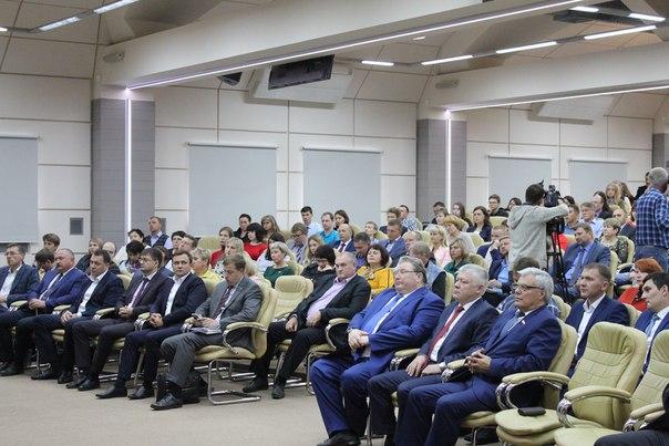 ‼ В Саранске прошел межрегиональный форум «Территория бизнеса — террит
