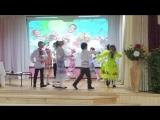 представление марийцев учащимися Ульяновской школы г.о. Красногорск д. Путилково