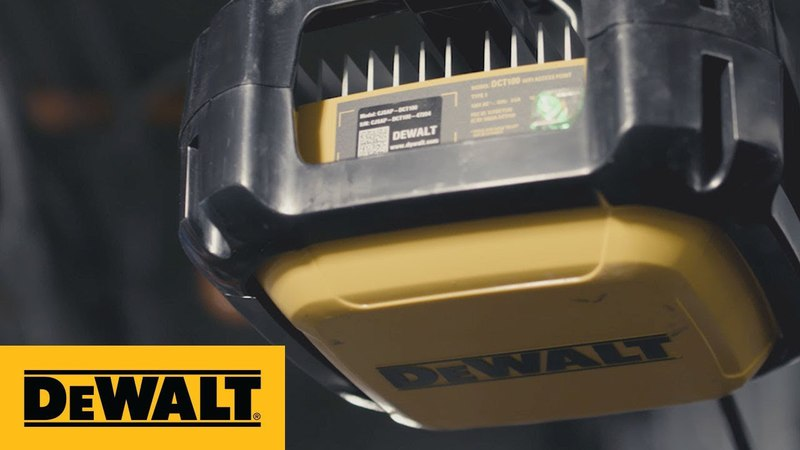 DEWALT­­® Jobsite WiFi System Spotlight: PCL Construction