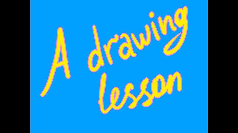A drawing lesson|Урок рисования:How to draw a portrait of a pony?|Как нарисовать портрет пони?