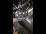 Мотоколонки с ЖК дисплеем + МРЗ - USB/SD + FM + пульт ДУ+сигнализация