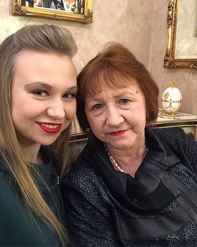 Дарья Кривошеева