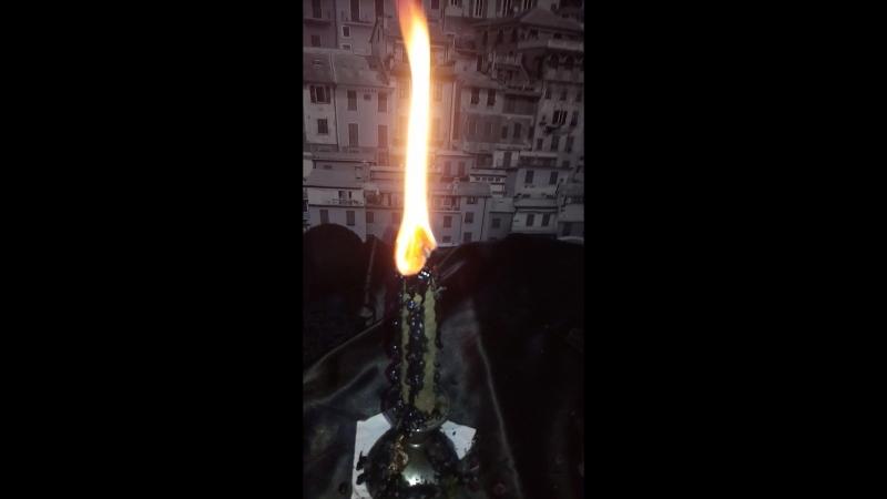 свеча открыла Человека с большой буквы его свечи 🔥