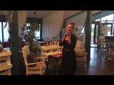 Приглашаем сегодня в лаунж-кафе Роза ветров!
