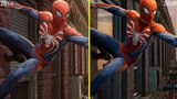 Marvels Spider Man PS4 2016 vs 2018 Early Graphics Comparison
