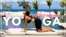 Yoga para Principiantes Estiramientos de Abdomen para Despertar o Dormir Mejor
