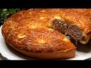 Пирог с фрикадельками за 7 минут нравится ВСЕМ без исключения