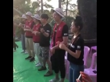 180214 Jung Shin cute ~ Love FNC in Myanmar