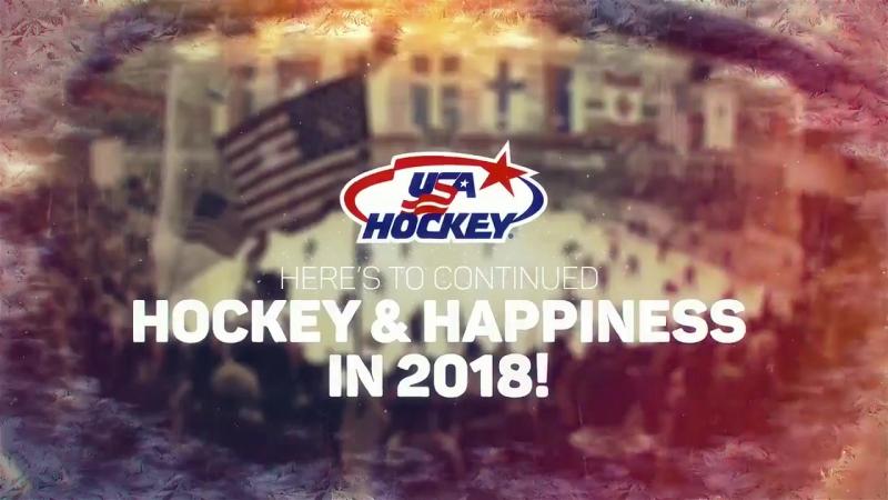 Happy Holidays From USA Hockey!