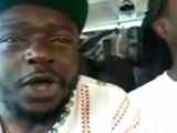 Jamaicans in a car we smoking ganja weed song, Afrikan Simba feat Deadly Hunta a