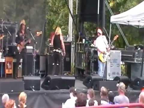BLACK OAK ARKANSAS *Happy Hooker* Tennessee River Run Savannah TN 9/15/12