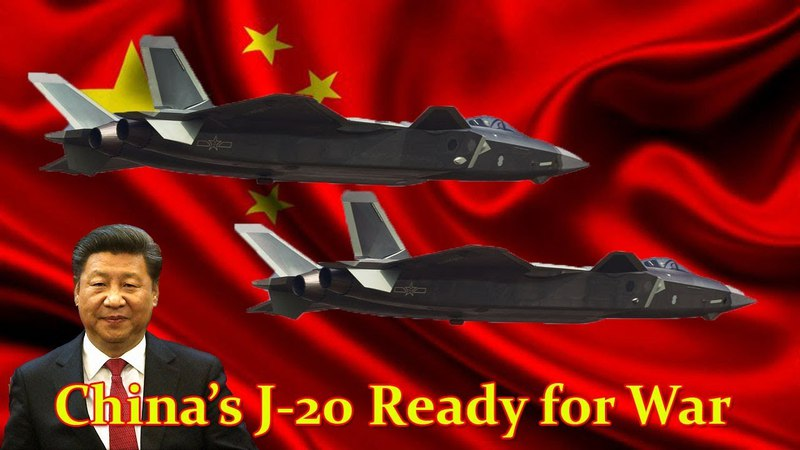 China's J-20 Ready for War, Jet Designer Says - Others Aren't So Optimistic