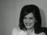 Dalida - Interview avec Dalida Enrico Macias et Theo Sarapo, 1964.