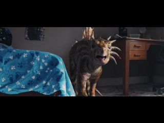 Мой любимый динозавр (My Pet Dinosaur) (2017) трейлер русский язык HD