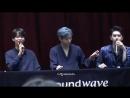 180421 VIXX | Hongbin Ken } KENBIN | Kobaco Hall Fansign