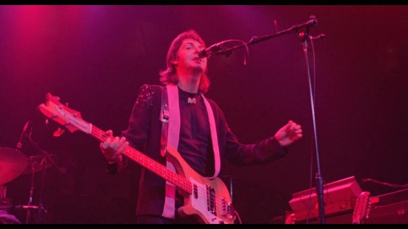 Paul McCartney Wings - Let Me Roll It '4 (Kingdome in Seattle, Washington '75)