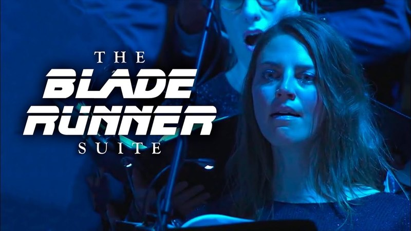 Blade Runner Suite - The Danish National Symphony Orchestra feat. David Bateson