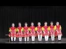 танец Валенки фестиваль в СПб 20.01.2018