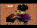 Bob The Builder - Big Fish, Little Fish, Cardboard Box