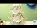 7 идей декоративной новогодней елки