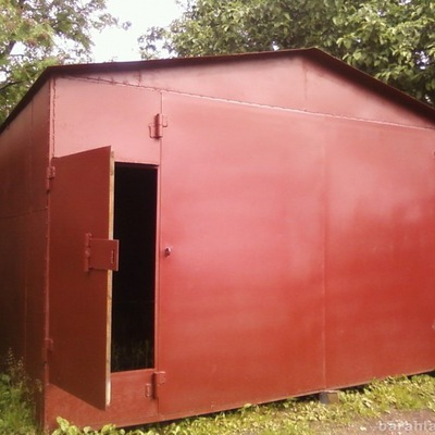 Продаю металлический гараж ярославль купить металлический гараж в белгороде на авито