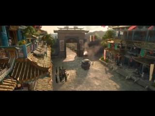 Джим Пуговка и машинист Лукас (2018) Основной дублированный трейлер HD